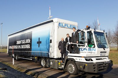 BMW Group puts another 40t battery-electric truck into service - Automotive Geek