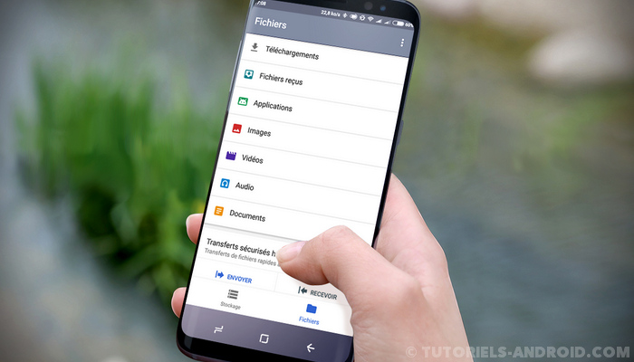 Files Go, le gestionnaire de fichier par Google