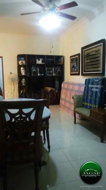 Rumah Full Perabot dalam Perum Jambusari