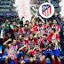 #AtléticoMadrid le ganó al #RealMadrid y se consagró campeón de la #Supercopa de Europa