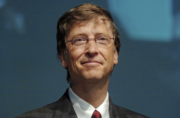 Bill Gates Tops Forbes World's Richest List Again