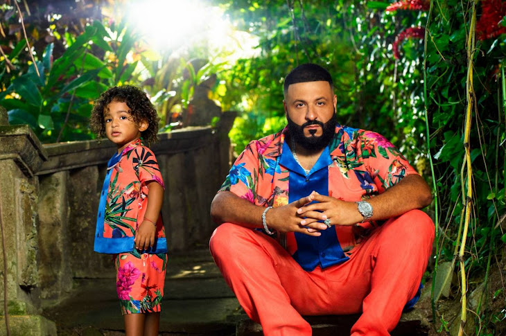 "DJ Khaled Releases Album Cover Of ""Father Of Asahd"""