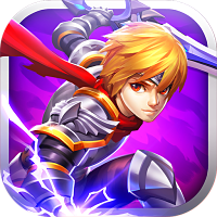Tải Game Android Tối Hunter Brave Fighter 2 The Legend of Ares Hack Full Tiền