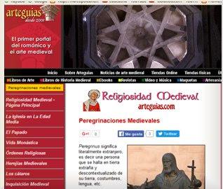 http://www.arteguias.com/peregrinaciones.htm