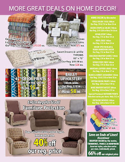 Fabricland Flyer for Summer valid March 1 - 28, 2018