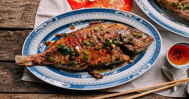 Pan-Fried Fish Recipe