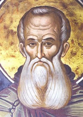 Αποτέλεσμα εικόνας για Όσιος Διονύσιος κτήτορας της Μονής Τιμίου Προδρόμου Αγίου Όρους