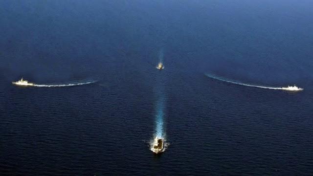 Με νέα NAVTEX η Τουρκία αμφισβητεί την κυριαρχική αρμοδιότητα της Ελλάδας στο Καστελόριζο