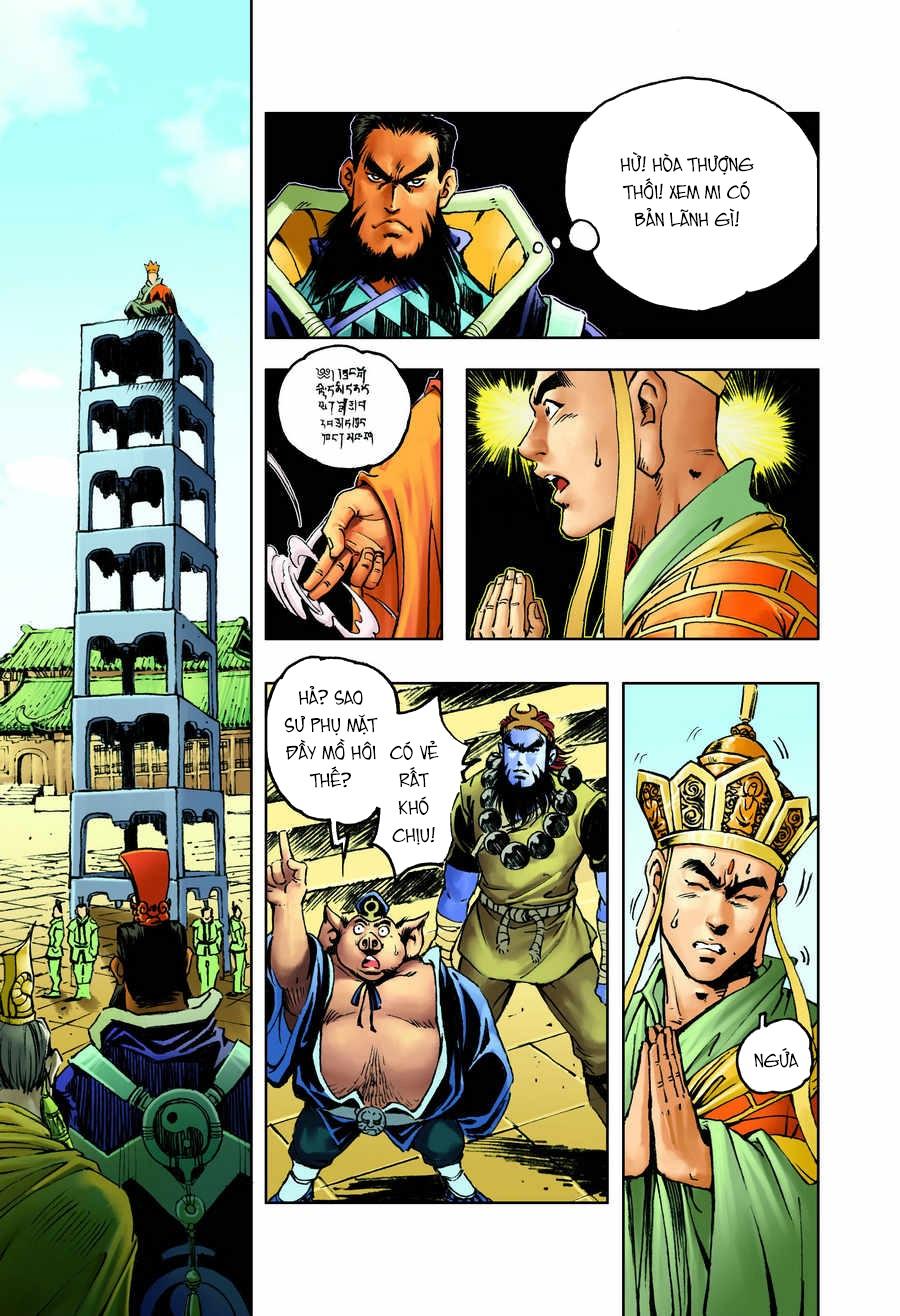 Tây Du Ký màu - Chapter 89 - Pic 4