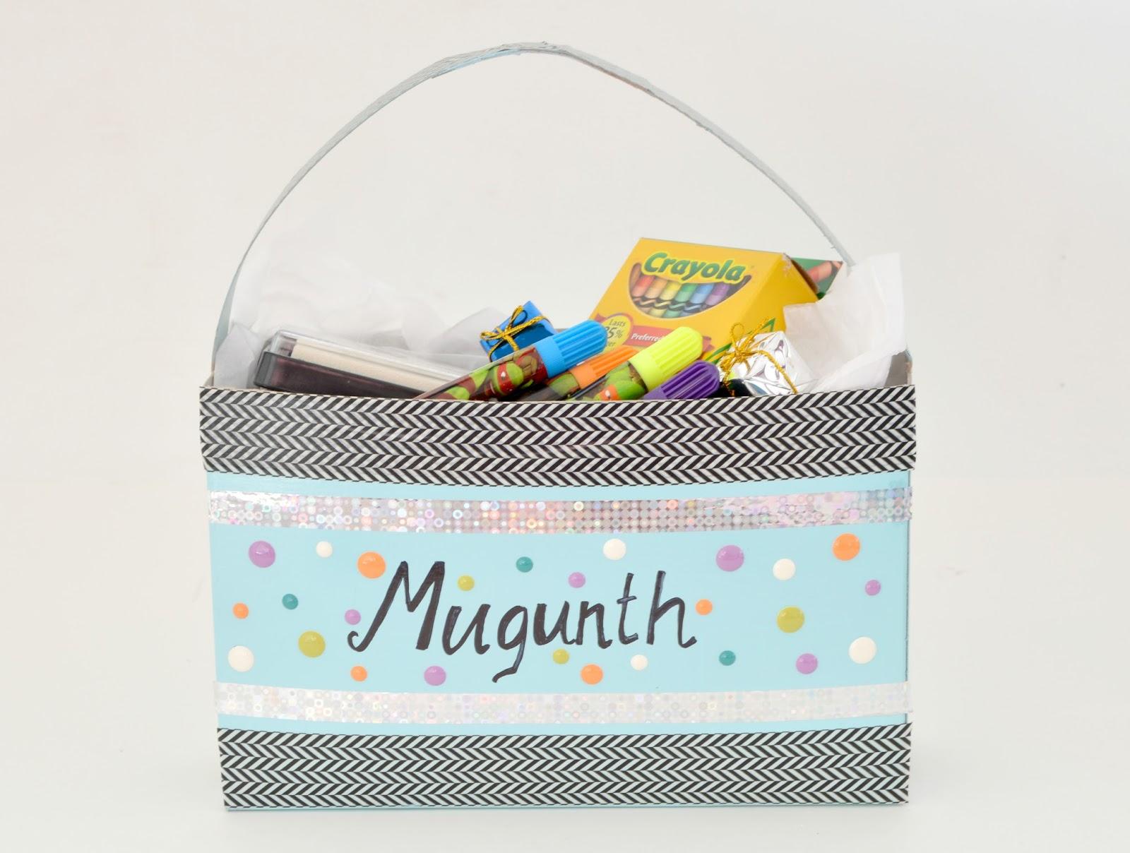 Vikalpah Diy Easter Baskets From Cereal Box Milk Jug