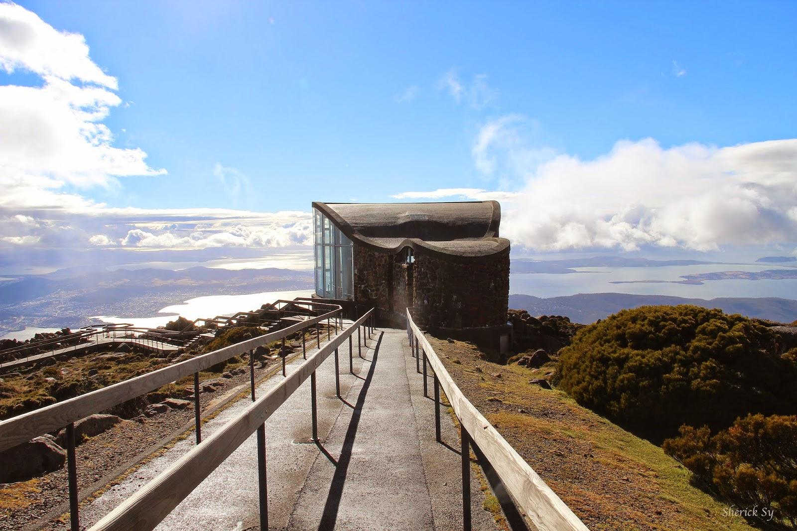 Mount Wellington Park, Tasmania, Australia