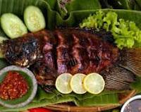 Resep Masak Ikan Bakar Gurame