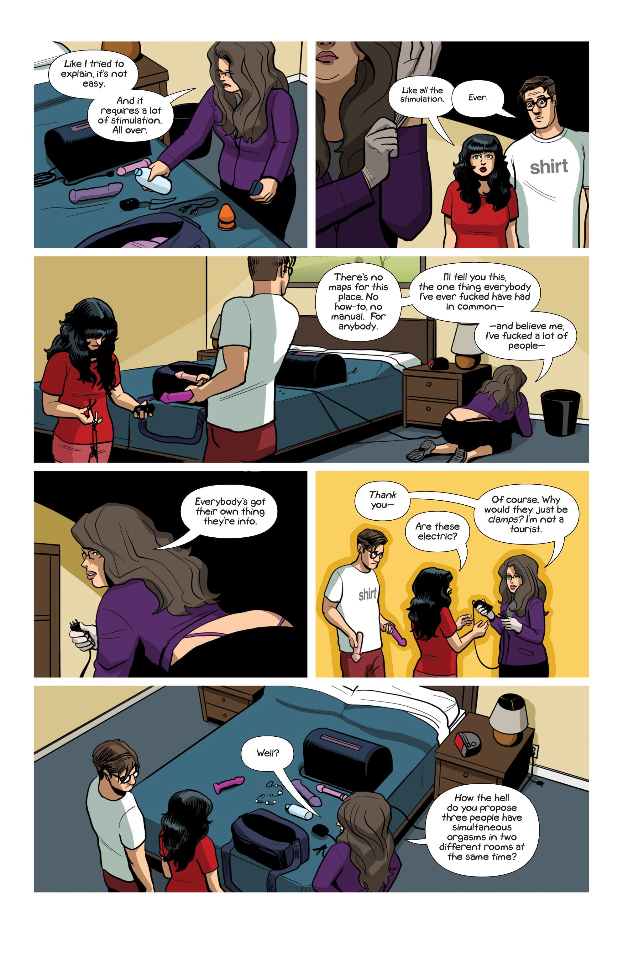 Read online Sex Criminals comic -  Issue #10 - 17