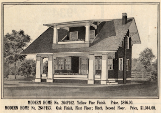 Sears Elmwood image 1914 Sears Modern Homes catalog