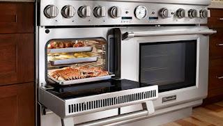 Chọn lò nướng nào tốt cho gian bếp nhà bạn