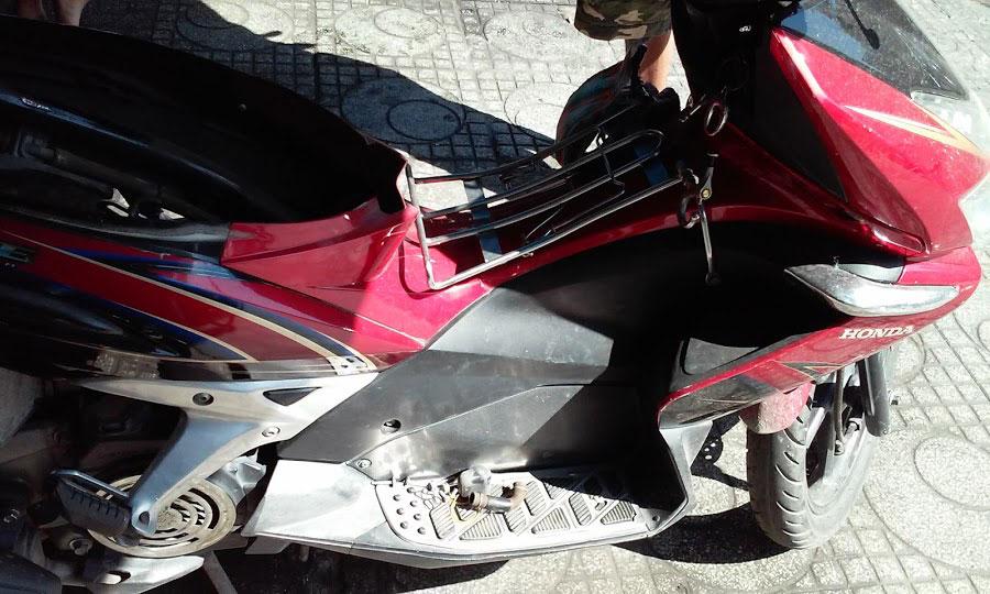 Xe tay ga Air Blade 110 đời đầu - 2007
