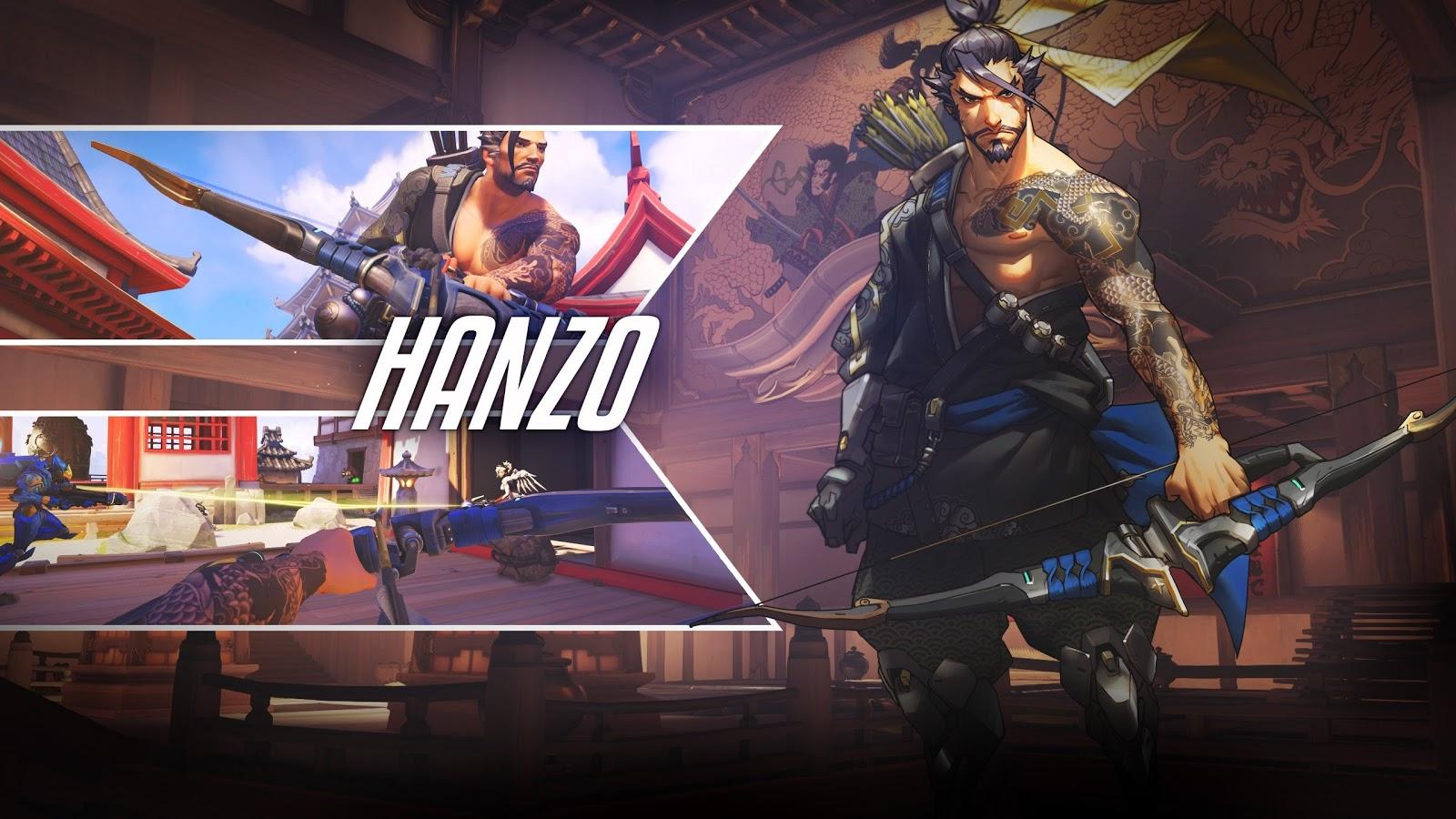 Overwatch Hanzo
