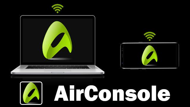 أفضل موقع يقدم لك العاب رائعة على متصفحك للعبها باستخدام الهاتف الذكي كيد تحكم airconsole