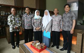 Afifah, Siswa SMAN 2 Kota Mojokerto Jadi Delegasi di Ajang MUN