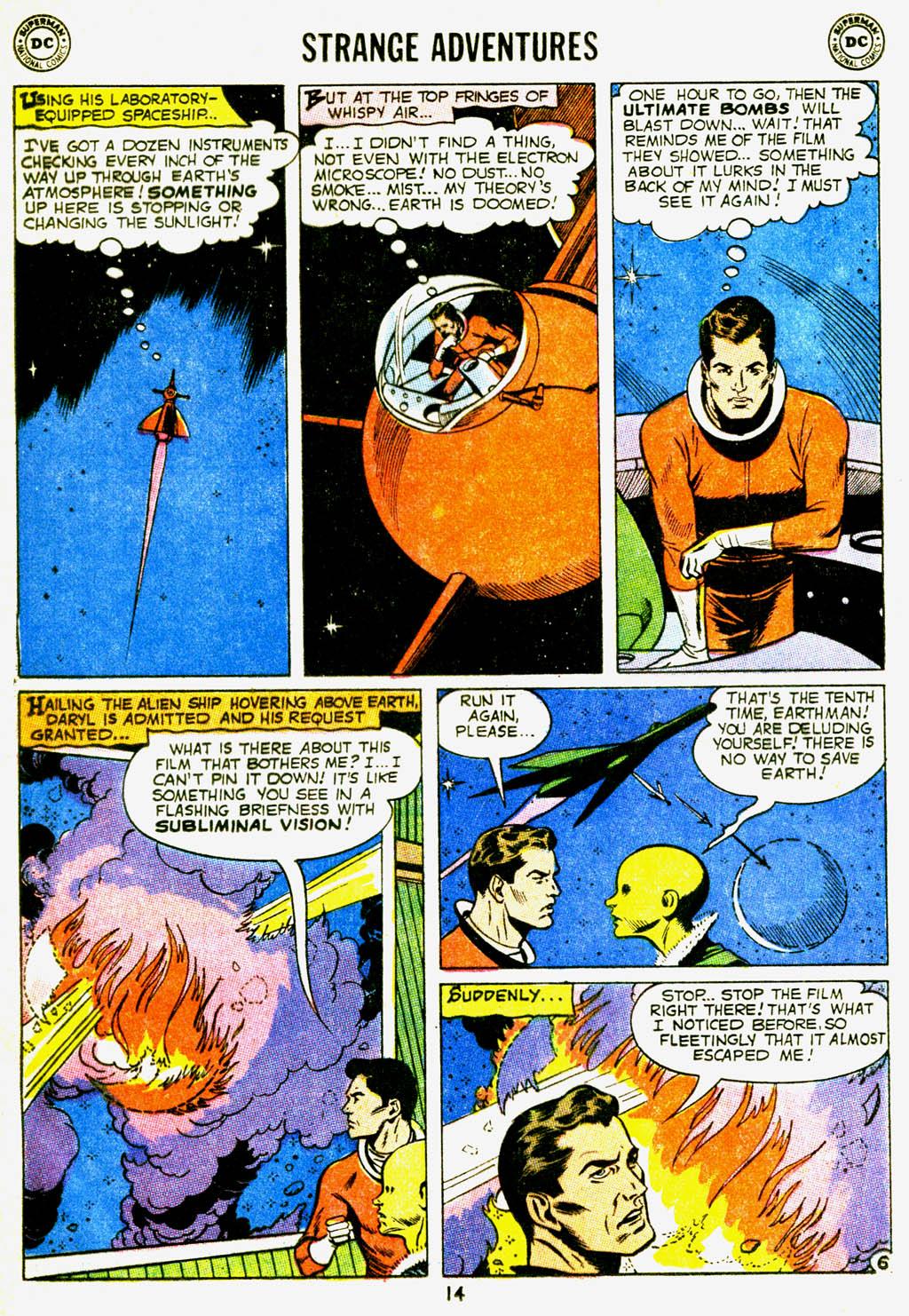 Strange Adventures (1950) issue 227 - Page 16