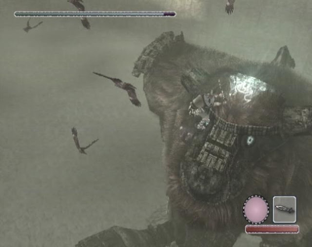 Shadow of the Colossus PS2 GAME ISO Gameplay 1