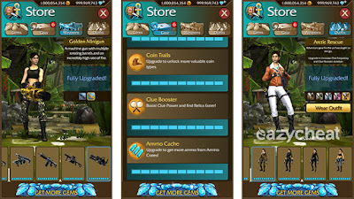 Lara Croft: Relic Run Game Apk Download