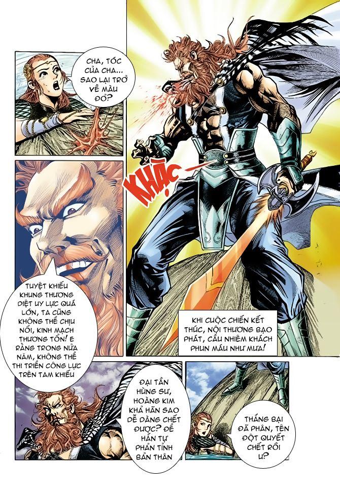 Đại Đường Uy Long chapter 63 trang 13