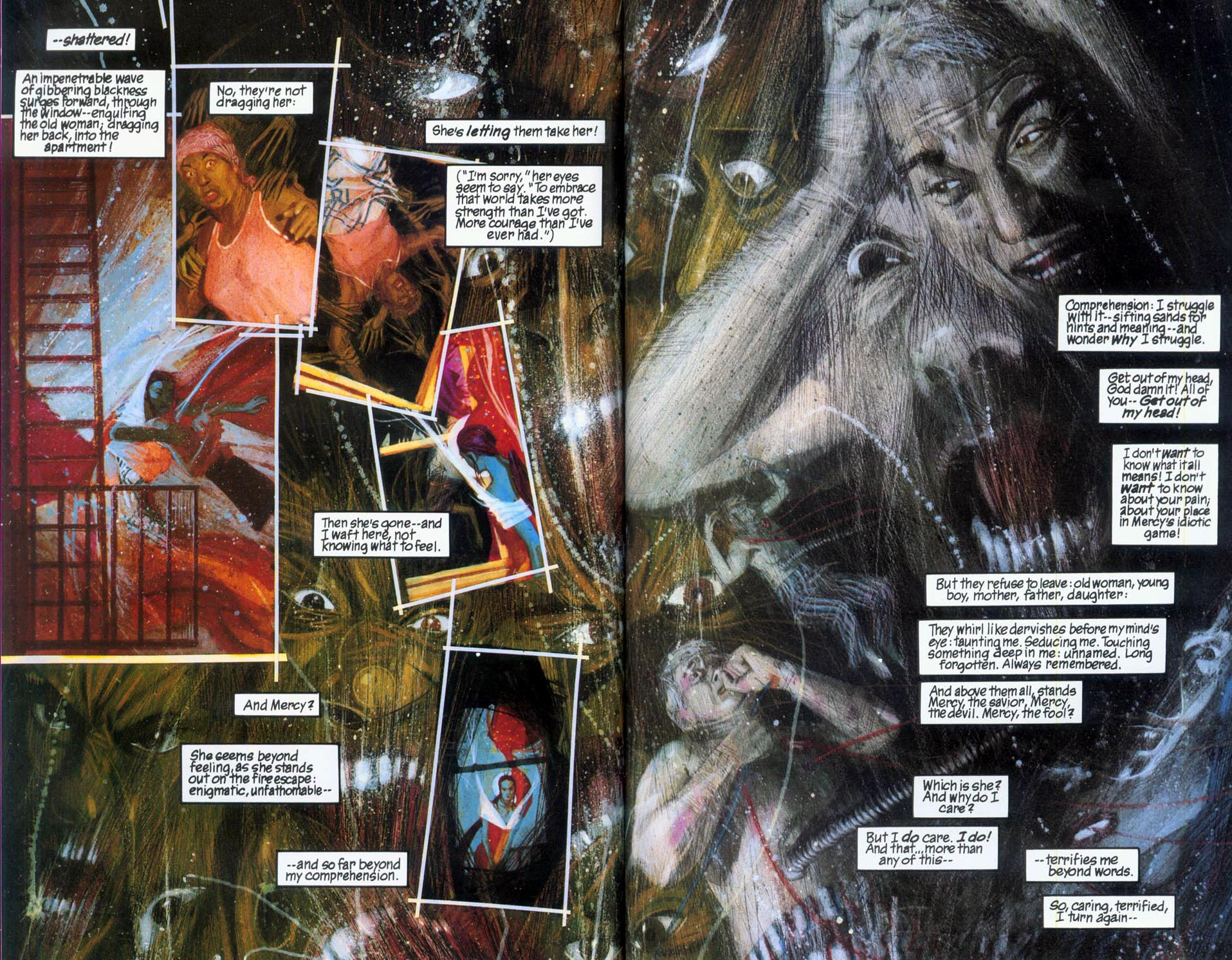 Read online Mercy comic -  Issue # Full - 43