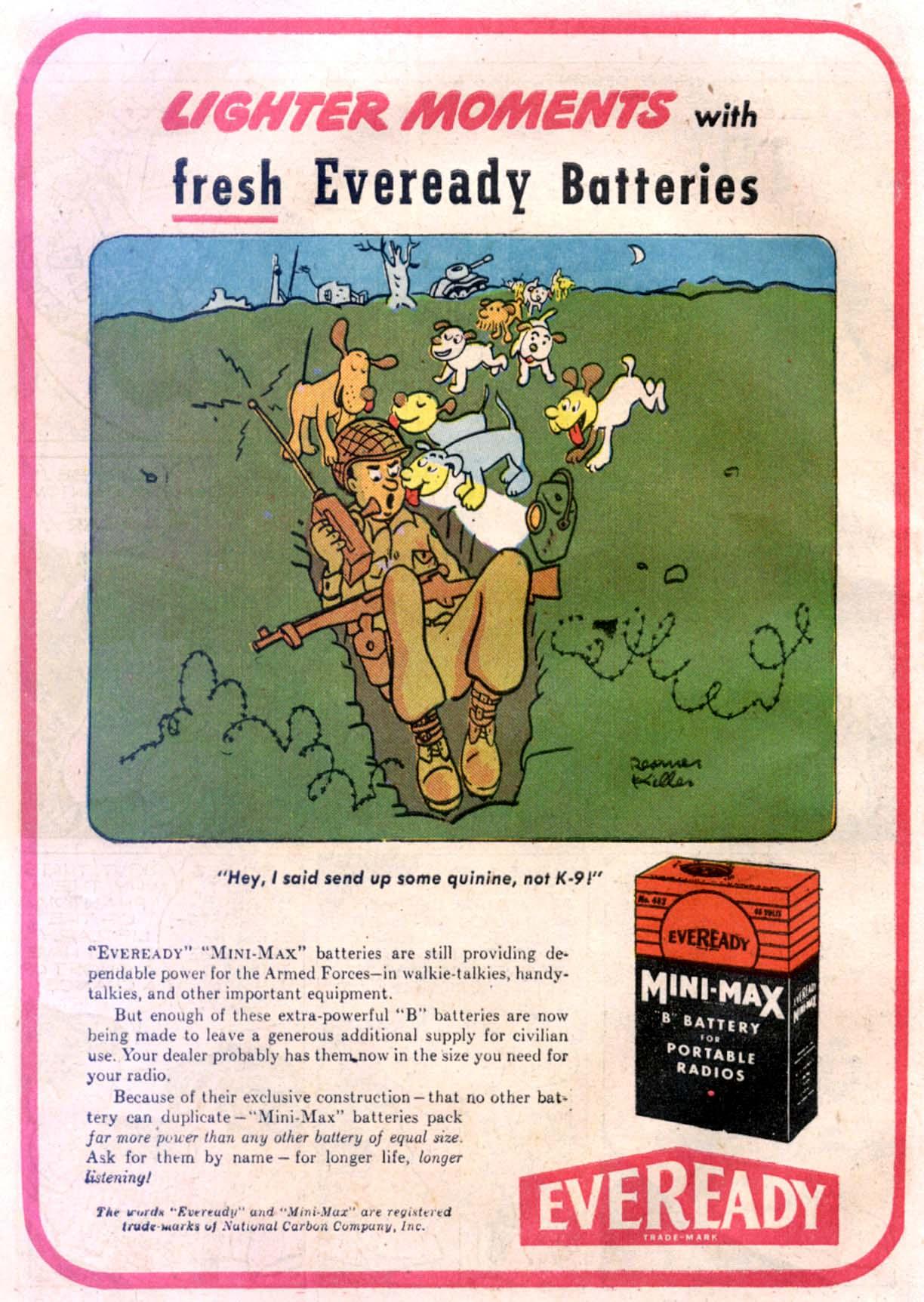 Read online Detective Comics (1937) comic -  Issue #106 - 14