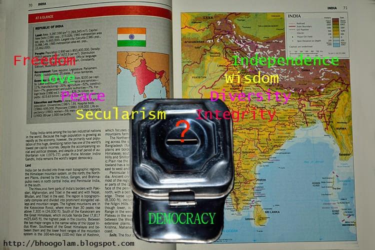 ജനാധിപത്യം politics kerala
