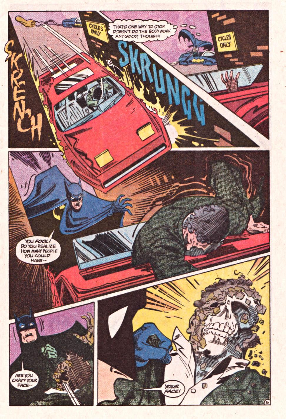 Detective Comics (1937) 601 Page 5