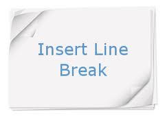 Cara mudah belajar tag break line di html