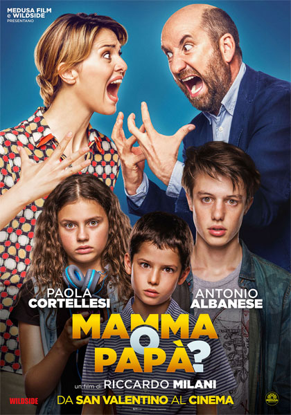 MAMMA O PAPA' - Film Commedia