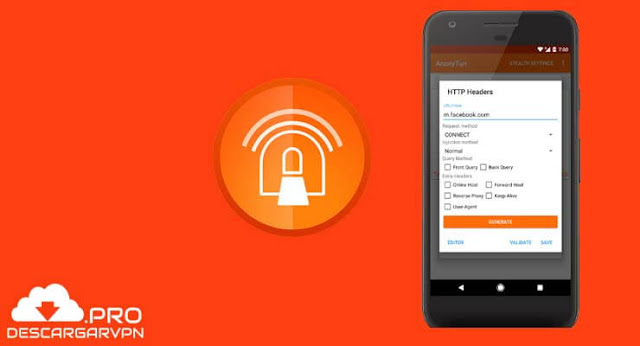 descargar anonytun vpn apk para android gratis
