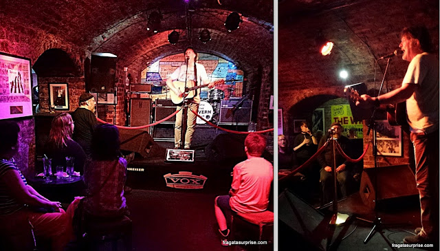 Shows no Cavern Club, Liverpool