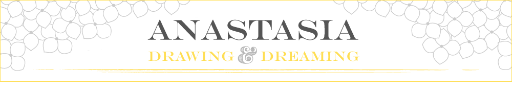 Anastasia Drawing & Dreaming