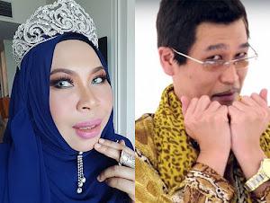 Thumbnail image for Jadikan Pikotaro PPAP Sebagai Idola, Datuk Seri Vida Mahu Bergelar Penyanyi