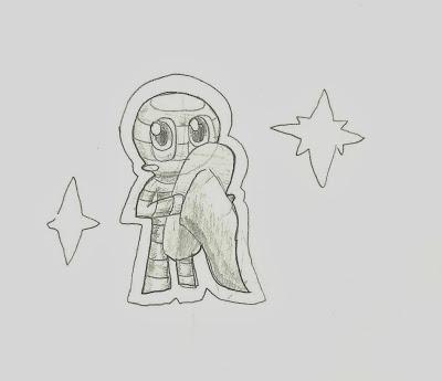 Caos Espacial 257: PJ chibis
