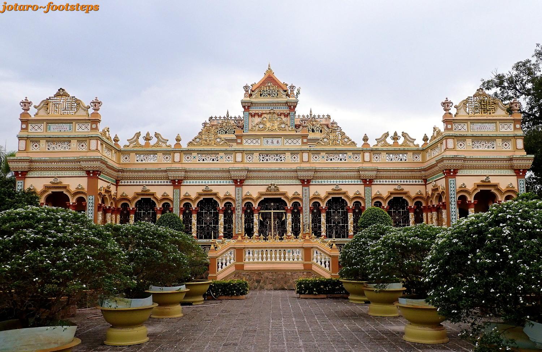 Footsteps - Jotaro\'s Travels: Sites - Vinh Trang Pagoda (Chùa Vĩnh ...