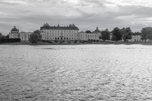 Palacio Drottningholm, em Estocolmo, na Suécia