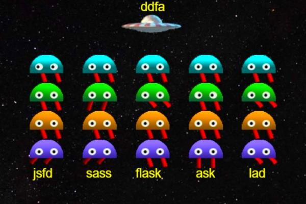 Spacebar-Invaders