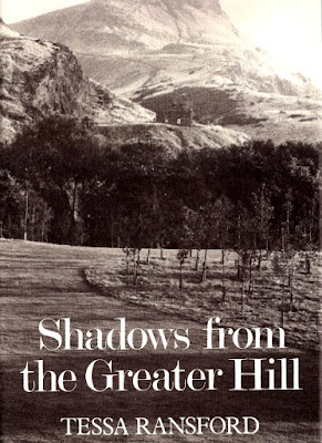 Shadows From The Greater Hill by Tessa Ransford