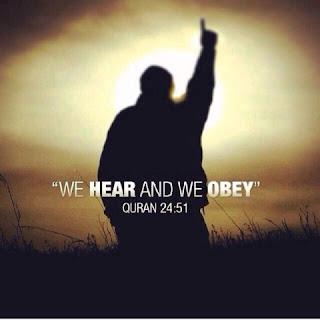 Sikap Dasar Seorang Muslim Itu 'Kami Dengar dan Kami Patuh'