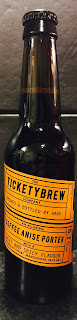 Coffee Anise Porter (Ticketybrew)