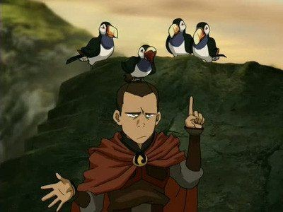 Avatar: The Last Airbender - Book 3: Fire