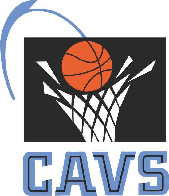 Free Download Vektor Logo : Cleveland Cavaliers Old Logo (Eps