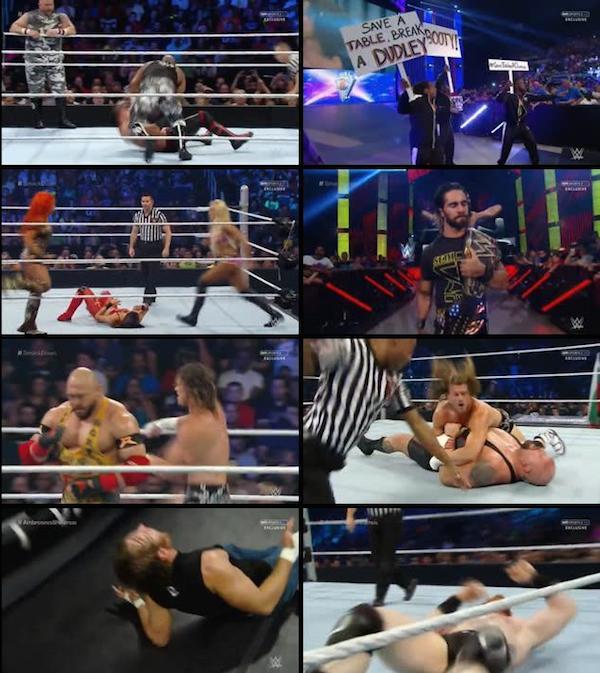 WWE Thursday Night Smackdown 27 Aug 2015 WEBRip 480p
