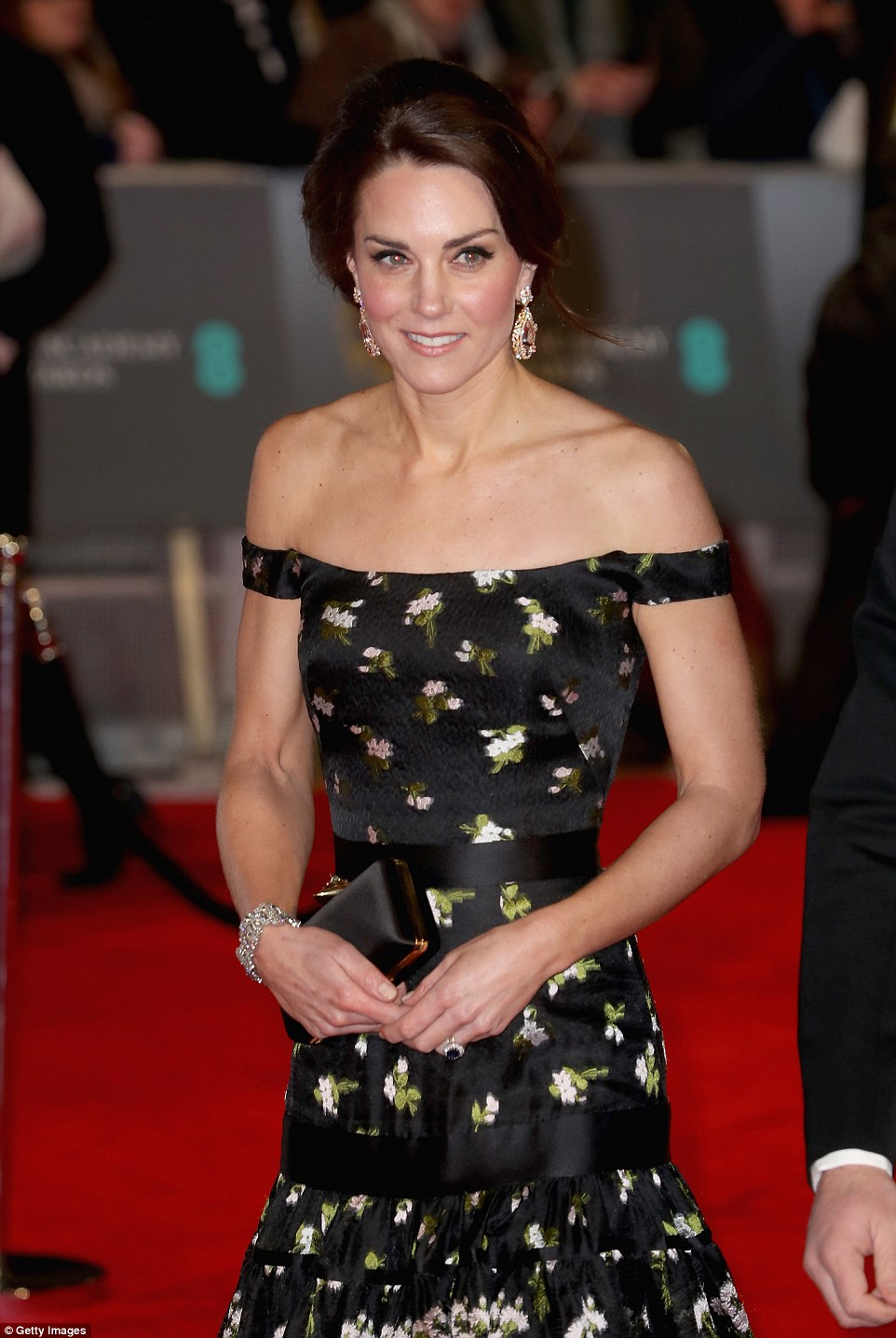 Kate Middleton – 2017 British Academy Film Awards in London