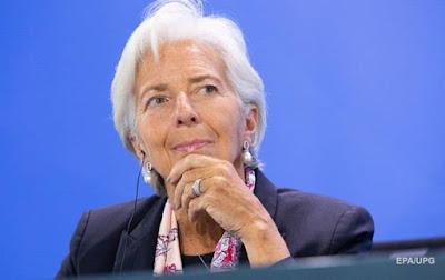 """Глава МВФ: Над світовою економікою """"згущуються хмари"""""""