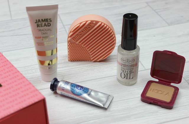 A review of the November Birchbox UK box